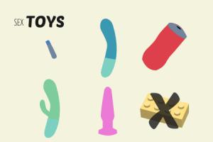 Bish masturbation sex toys