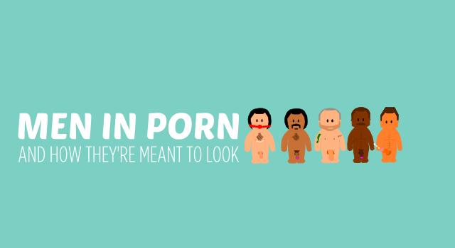 What Men Look Like in Porn