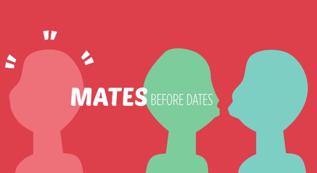 Mates Before Dates