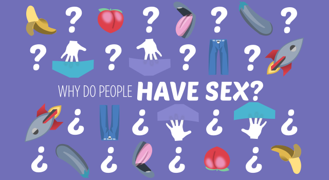 reasons why people have sex