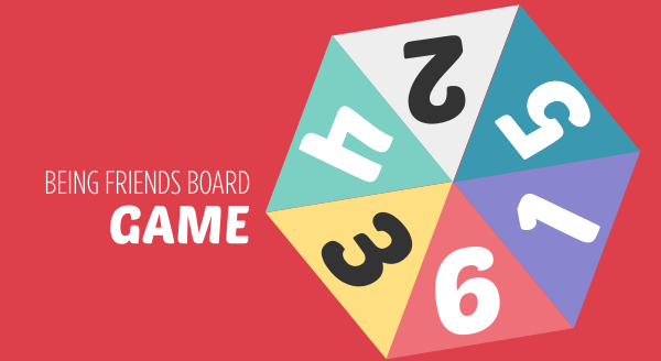Being Friends Board Game